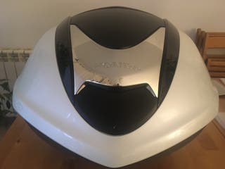 Maletin Honda NUEVO blanco