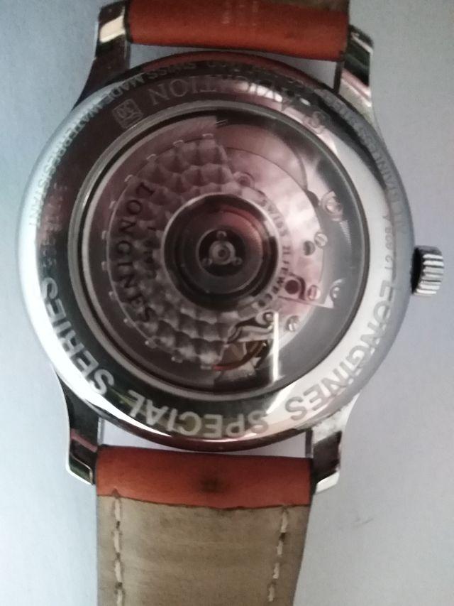 reloj Longines especial series avigator