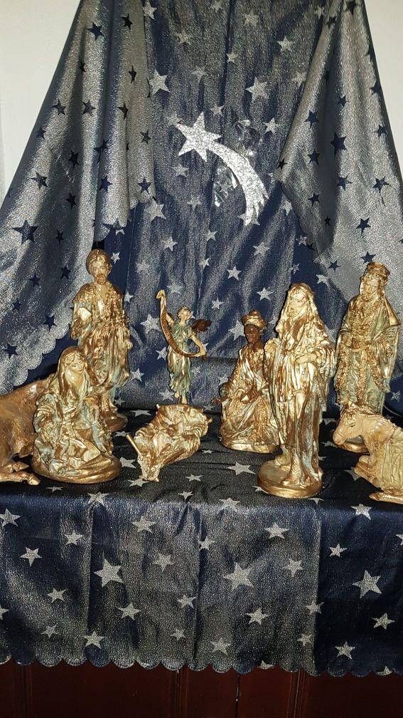 Nacimiento con Reyes..