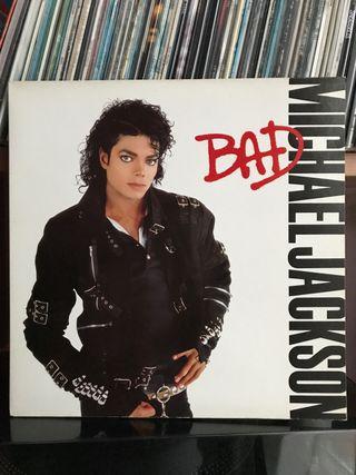 Vinilo Michael Jackson