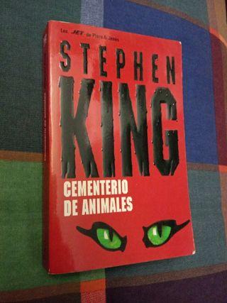 Cementerio de mascotas - Stephen King