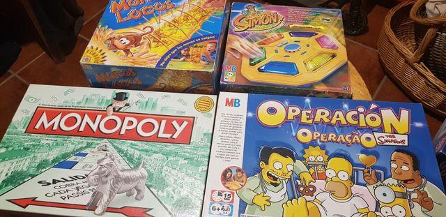 Lote de juegos