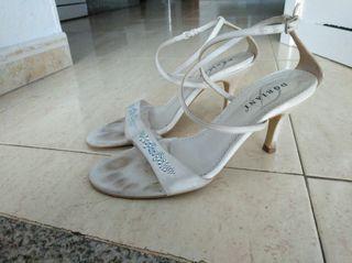 sandalias n38
