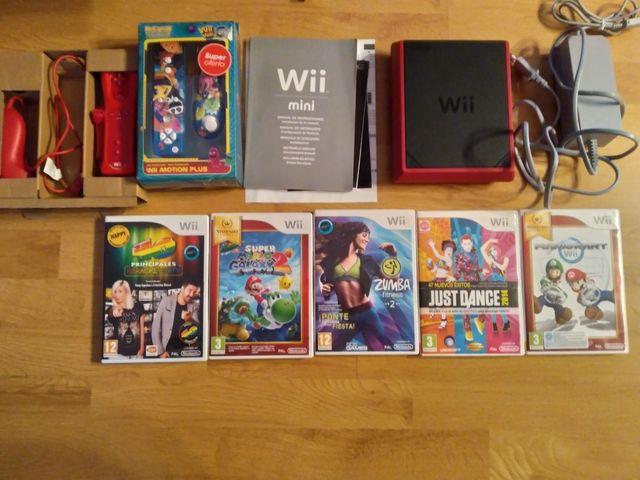 WII mini Nintendo