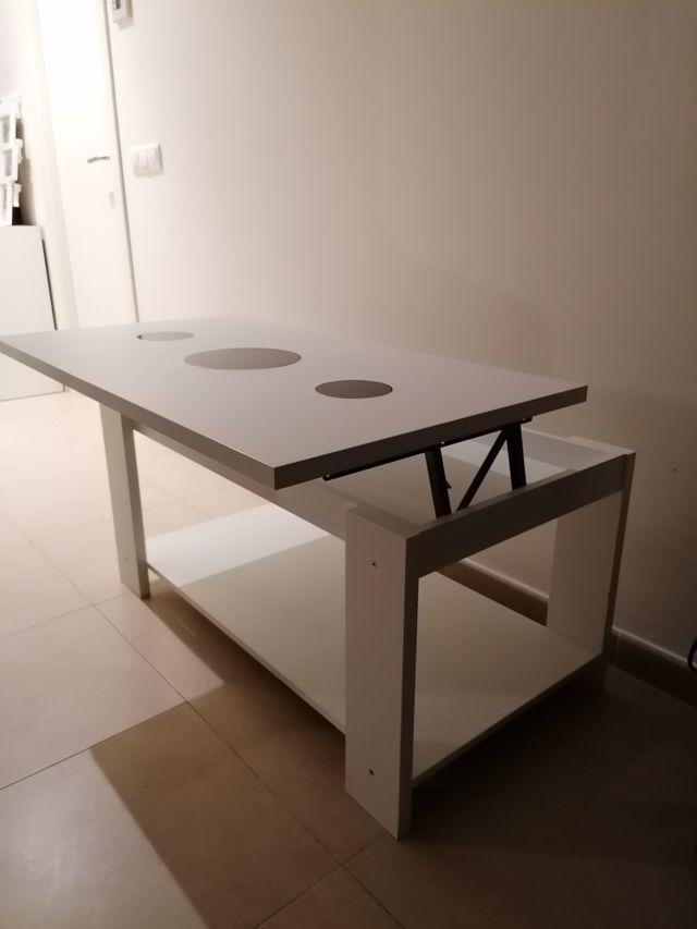 Mesa nueva elevable