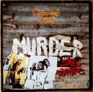 "CHAKA DEMUS AND PLIERS ""MURDER SHE WROTE"" maxi-12"""