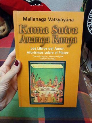 Mallanaga Vatsyáyána - Kama Sutra Ananga Ranga
