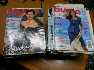 lote 37 revistas Burda