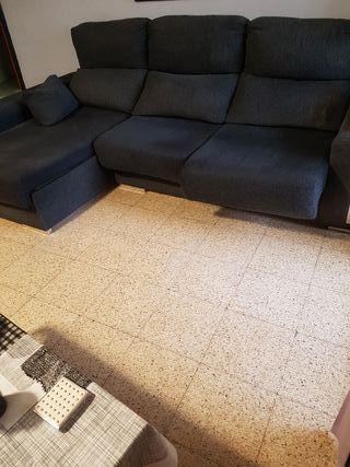sofa tres plazas cheise longue