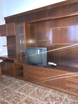 Mueble salón +Tv