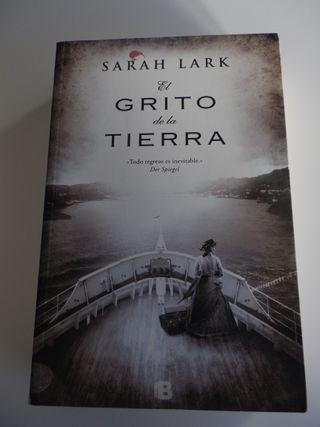 EL GRITO DE LA TIERRA LARK, SARAH