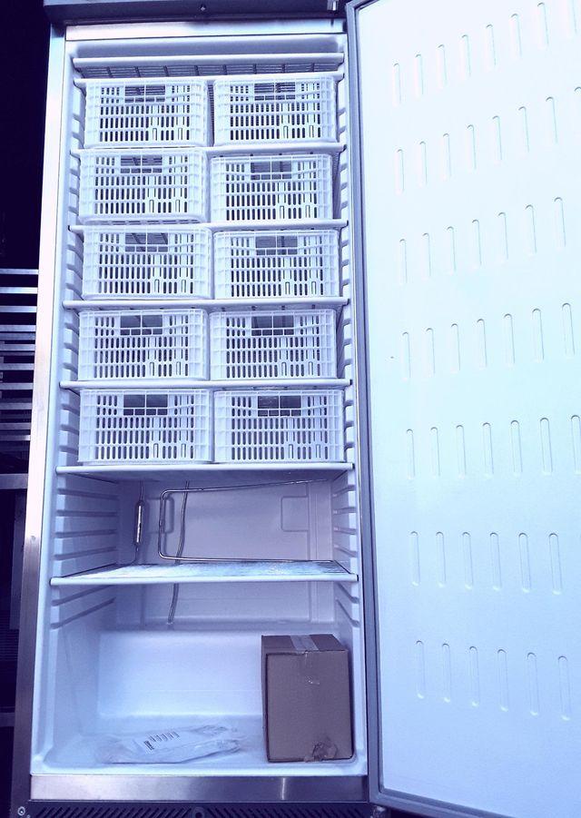 ARMÁRIO FRIO NEGATIVO OLITREM - APA 600 N PO INOX
