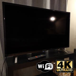 SmartTV 4K 40 pulgadas