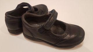 Zapatos cole-uniforme niña t25