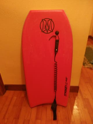 tabla de bodyboard