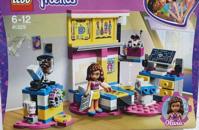 juguete nuevo precintado Lego friends habitación