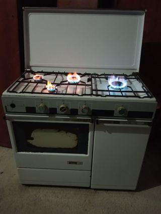 Cocina de gas 50 €