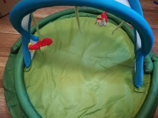 Regalo gimnasio bebé plegable