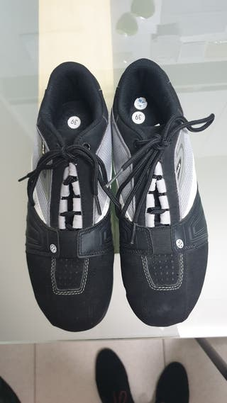 Zapatillas mujer spinning