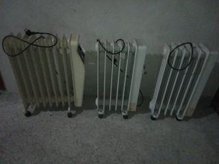 Radiadores electricos a 15 €