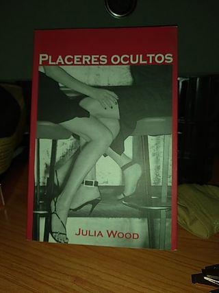 libro PLACERES OCULTOS.