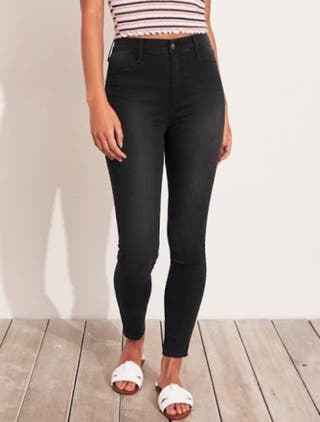 Hollister ultra high rise jeans