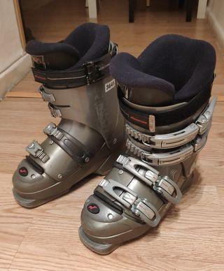 Botas Esquí Nórdica 23,5 (37)