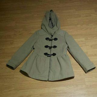 Chaquetón/abrigo de paño