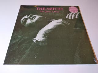 VINILO PRECINTADO THE SMITHS - THE QUEEN IS DEAD