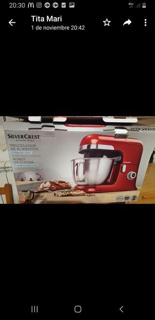 robot de cocina silvercrest