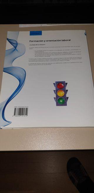 Libro de Formación y Orientación Laboral FOL