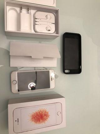 Iphone SE Rose Golg 64gb