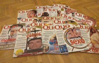 Lote Revistas Quo
