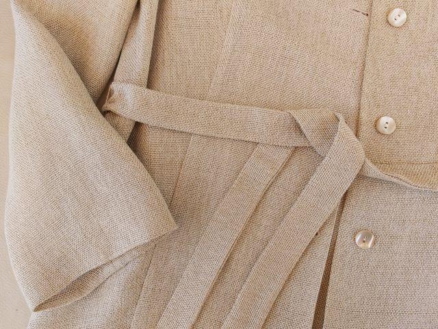 Marina Rinaldi chaqueta de lino nueva Talla 48
