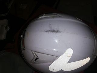 casco de moto XL