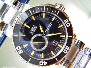 Reloj Oris Small Second