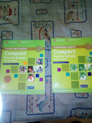 libros de inglés nivel B2