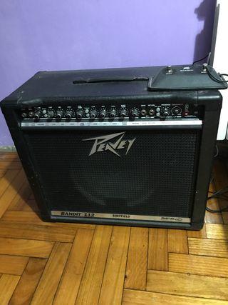 Amplificador guitarra Peavey Bandit 112 transtube