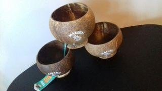 malibu coconut glasses