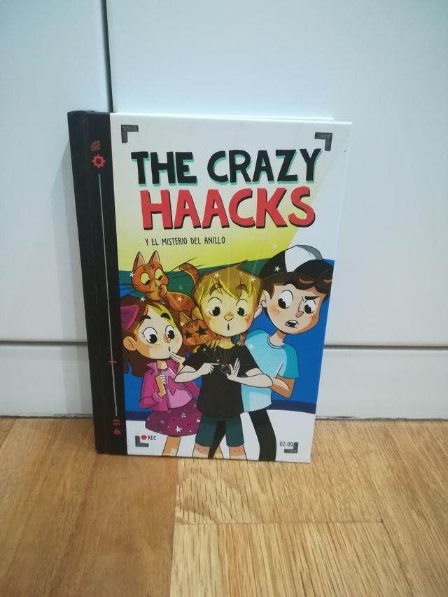 Libro. The crazy Haacks 2