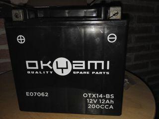 baterías de motos