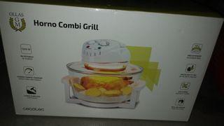 Horno Combi Grill