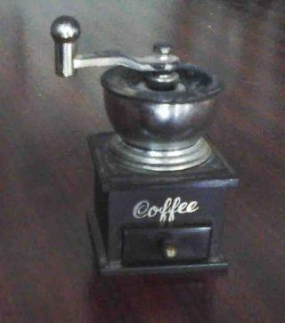 Molinillo de café - Imán para nevera.