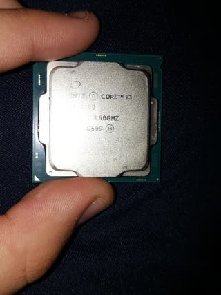 Procesador intel core i3 7100