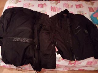 chaqueta moto de cordura LEVIOR