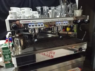 Cafetera de bar Faema E98 2 Group Automatic Commer