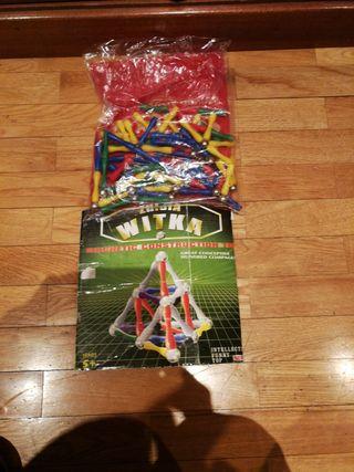 juguete de construcción magnetico
