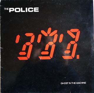 Disco vinilo Police.