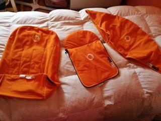 funda polar bugaboo naranja