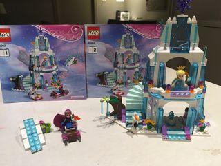 Lego Disney - Castillo Frozen